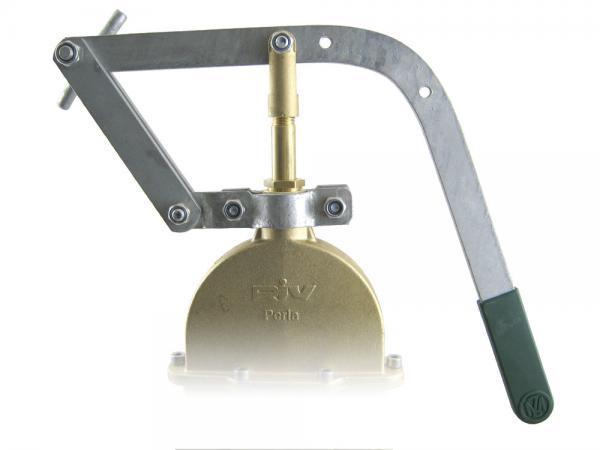Hebelgarnitur für MZ Messingschieber