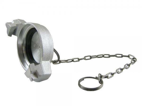 TW Blindkappe Typ MB, Aluminium, EN 14420-6