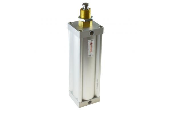Pneumatikzylinder für Messingschieber, doppelwirkend