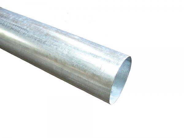 Verbindungsrohr aus Stahl, verzinkt