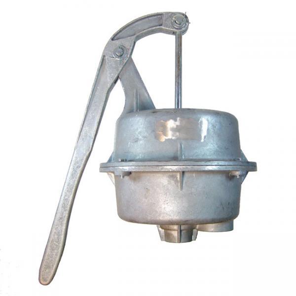 Handmembranpumpe, Aluminium