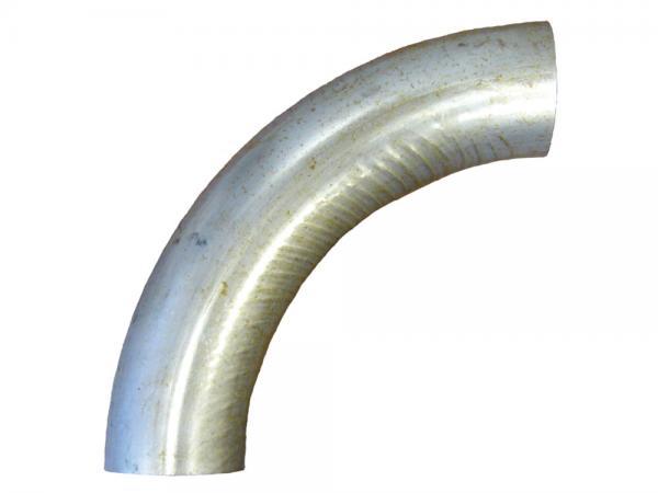 Schweißbogen 90°, Stahl, schwarz