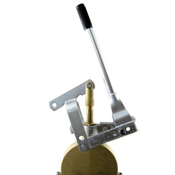 Hebelgarnitur für RIV & MZ Messingschieber