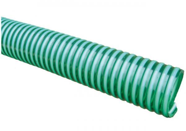 Luisiana Spiralschlauch / Schleppschlauch, gestreckt