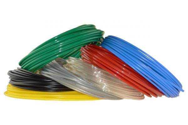 Polyurethan Schlauch, verschiedene Farben